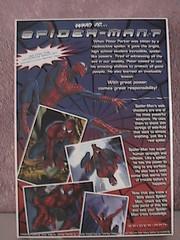 Spider-man Cereal 2002 (Back) (frankasu03) Tags: las vegas food vintage star 2000 village nevada cereal spiderman alpine ii packaging boxes wars cereals episode 90s y2k millenial cherrios millenios