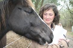 Heidi (Barbara Alexander) Tags: horses boundaries selfimprovement selfawareness mentorship barbaraalexander equineexperientiallearning eponaridge