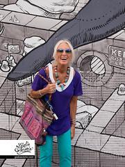 Marion Zelig (gsciorio) Tags: street portrait woman man art fashion youth pen portraits photography graffiti artist photographer miami culture lifestyle olympus basel hiphop popular olympuspen alternative streetwear photooftheday 1442 emp1 getolympus mu43 epm1 penready