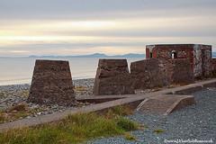 (Brian Sayle) Tags: beach wales concrete coast britain 7d ww2 welsh defense defence 1740 worldwar2 pillbox gwynedd secondworldwar worldwartwo fairbourne 2ndworldwar ca