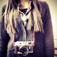 . (Daa) Tags: leica red strap m7 iphone artisanartist