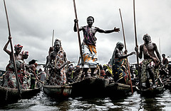 Tofinu, the water people. (O.Blaise) Tags: africa lake west village african traditional religion lac benin practice tribe ethnic theology cosmology afrique vodun abomey animistic ganvi ouest vodou voudoo nokou awansouri ahuans basoum