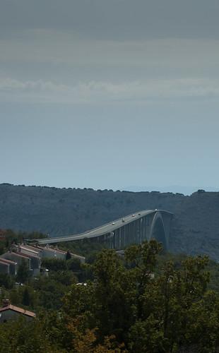 Bridge to Krk