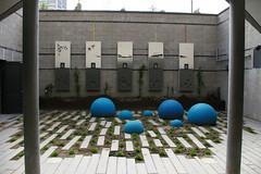 NHS Courtyard