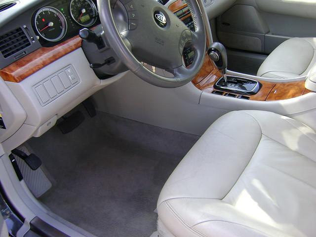 2005 for sale miles kia amanti 67691