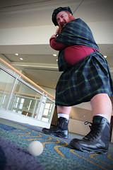 IMG_6173 (kado_li) Tags: kim florida cosplay saturday disney ron rufus megacon possible 2012 drakken shego stoppable