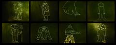 Laramascoto - Bestiario Impresion