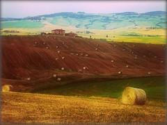 Casale sulla Cassia tra Quirico e Bagni Vignoni - Picnik Premium Version (vonDato) Tags: landscape tuscany toscana valdorcia paesaggio cassia casale quirico