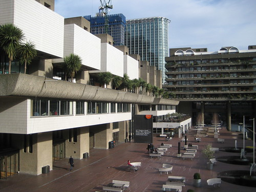 Barbican by AndyRobertsPhotos, on Flickr