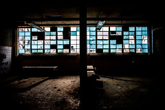 Only a Few Broken Windows (Thomas Hawk) Tags: usa abandoned hospital unitedstates fav50 10 michigan unitedstatesofamerica detroit fav20 fav30 psychiatrichospital northville waynecounty northvilletownship fav10 northvillepsychiatrichospital fav25 fav40 northvilleregionalpsychiatrichospital superfave