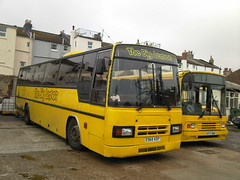 The quickest lemons (Ryanbus22) Tags: bus buses sussex volvo big coach lemon brighton south ps cumbria alexander cumberland coaches stagecoach paramount the plaxton b10m k777dao