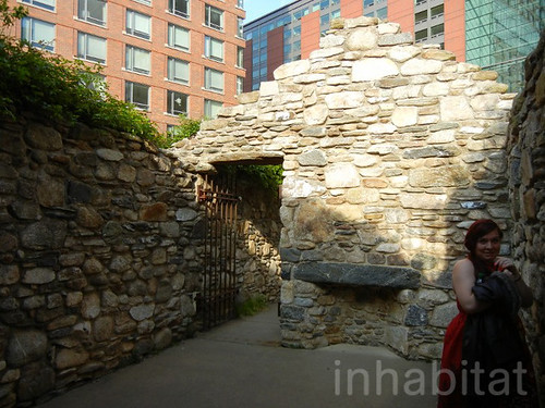 Irish Hunger Memorial NYC