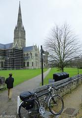 Salisbury (norman preis) Tags: dmeurig normanpreis ffrainc france 2012 pasg easter pâques ebrill april avril normandi normandy normandie beicio cycling touring dafydd meurig