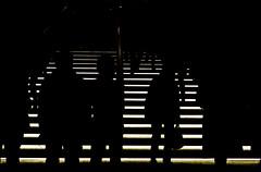 Siluetas en la Alhndiga (NereaAldekoa) Tags: stairs contraluz bilbao silueta laalhondiga azkunazentroa