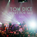 Tom Dice: albumvoorstelling Heart for sale