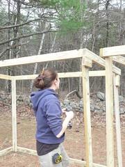 Maine Chicken Coop