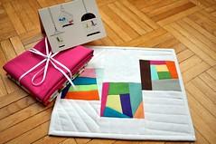 Package from mug rug from friedazzzzz (kcalgary) Tags: mug rug friedazzzzz
