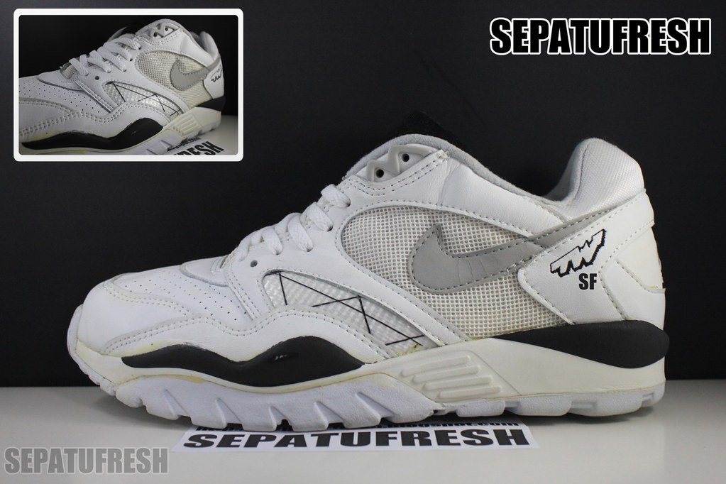 sports shoes 95c56 16511 Nike Air Trainer TW Lite II (sepatufresh) Tags vintage lite air nike  collection
