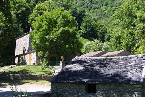 Hameau de Penti à Santa Reparata di Moriani