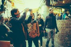 Spellbound... (Tasdik) Tags: london streetphotography fujifilm colourstreetphotography