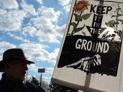 DSCN6608 (WildEarthGuardians) Tags: protest wyoming climate publiclands leasing oilandgas fracking keepitintheground
