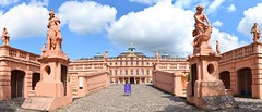 Residenzschloss Rastatt (JeanM.DD) Tags: panorama architecture germany de deutschland outdoor bade von architektur badenbaden baroque schloss baden ludwig allemagne chteau pays rossi domenico wilhelm egidio badenwrttemberg rsidence rastatt residenzschloss markgraf trkenlouis barockresidenz residenzschlossrastatt