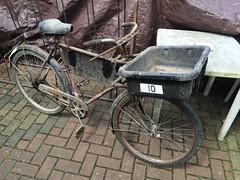 The No.10 (sprocket316) Tags: bike age singlespeed vintagebike workbike pashley dirtybike deliverybike butchersbike carrierbike rodbrakes tradebike