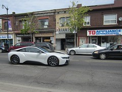 the future is here ! (roaddragon305) Tags: bmw i8 supercar exotics roadspot thejunction