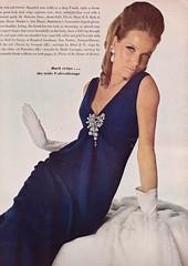 Vogue Editorial September 1965 (moogirl2) Tags: 60s retro vogue editorial 1965 veruschka irvingpenn vintagefashion 60sfashion vintagevogue 60shair vintagefashionphotography
