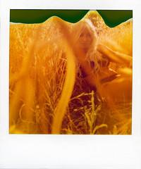 Dream Girl (Joe Ascioti) Tags: beautiful polaroid photography model photoshoot 600 dreamy