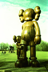 KAWS@YSP (pho-Tony) Tags: auto color colour green film contrast 35mm xpro olympusstylusepic cross infinity grain ct shift slide tint olympus iso cast crossprocessing stylus 100 process hue e6 epic f28 stylusepic compact yorkshiresculpturepark colorcast autofocus  colourcast c41 precisa agfactprecisa100 olympusmjuii tetenal agfaphoto mjuii olympusmjuii