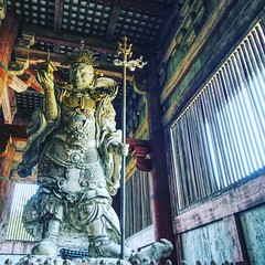 #kyoto #nara #todaijitemple #buddha #temple #shrine #sculpture #relics #nara #inari #japan (7ipon4) Tags: sculpture japan temple kyoto shrine inari buddha nara relics todaijitemple