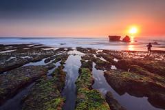Burning Sunset - Bali Photography Tour (Pandu Adnyana Photography Tour) Tags: ocean sunset sea bali water skyline landscape outdoor dusk serene tanahlot melasti baliphotography mengening balitravelphotography baliphotographytour baliphotographyguide balilandscapetour balilandscapephotography