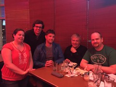 Tuesday, May 17th at Green Mill in Blaine- First Place: Reverse Pangea - 53 points (TRIVIA MAFIA) Tags: tm triviamafia blainegm