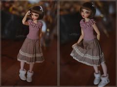 Lost & Confused (Red Ribboned Dolls) Tags: redribbon 14 chloe bjd fairyland abjd auri msd mnf minifee redribboneddolls