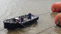 HMS Belfast big buoys (sarflondondunc) Tags: london londonbridge hmsbelfast artemis buoys riverthames