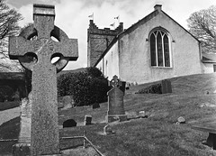 Carlingford Heritage Centre, Co. Louth (Formerly the Church of the Holy Trinity) (Frank Milling) Tags: ireland irish heritage church monochrome ga outdoors fuji centre special 200 fujifilm rodinal louth carlingford foma ga645 studional fomapan spezial