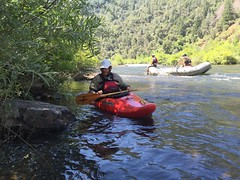 South Fork of the  American River (blmcalifornia) Tags: river nature outdoor travel boat boating rafting whitewaterrafting kay kayaking beauty scenic california recreation water sun summer blmcareers americasgreatoutdoors americanriver history mountains