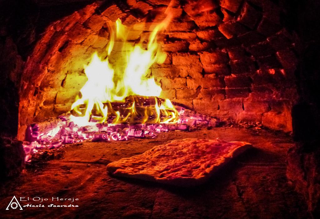 pizza al horno elojohereje tags pizza fuego asado horno fogata lea muzzarella