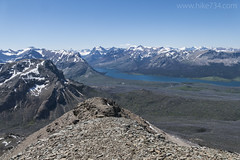 """Looking into Glacier National Park from Divide Mountain • <a style=""""font-size:0.8em;"""" href=""""http://www.flickr.com/photos/63501323@N07/27378190492/"""" target=""""_blank"""">View on Flickr</a>"""