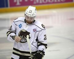 Liam O'Brien (hartmantori) Tags: hockey bears den caps hershey ahl defend hersheybears washingtoncapitals hersheybearshockey