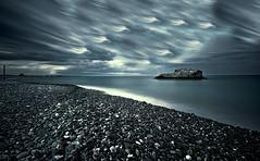Lo scoglio (* landscape photographer *) Tags: italy seascape clouds nikon nuvole mare di sa sasi 1020 calabria paesaggio salvo temporale d90 salvyitaly marinadiroccaimperiale
