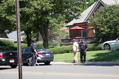 Columbus Pride 2016 (Alisha Van Scyoc) Tags: 2016columbuspride columbus ohio pride police policedog