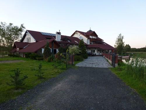Agroturystyka Agroryb w Gryfowie Śląskim