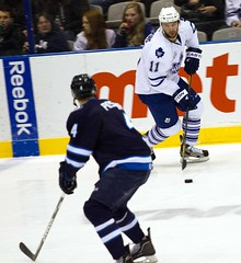Marlies v Ice Caps (C) 2012