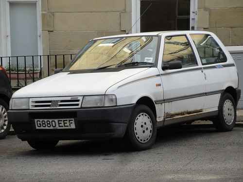 1990 Fiat Uno 60s A Photo On Flickriver