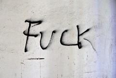 - (txmx 2) Tags: graffiti fck hamburg scrawl ignorethetagsonwhitetheyarefromastupidflickrrobot