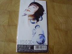 全新 原裝絕版 1999年  5月19日 今井美樹  Miki Imai NTV系の土曜ドラマ『蘇える金狼』の主題歌 SLEEP MY DEAR CD 原價 1020yen 3