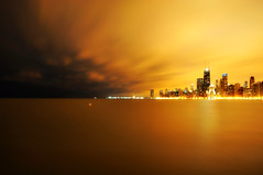 The Windy City... (Seth Oliver Photographic Art) Tags: nightphotography chicago clouds buildings reflections iso200 illinois nikon midwest nightlights skyscrapers lakes cities cityscapes skylines lakemichigan nightshots pinoy nightscapes chicagoskyline urbanscapes lightpollution 30secondexposure secondcity northavenuebeach windycity longexposures chicagoist chicagolakefront goldcoastneighborhood d90 nightexposures wetreflections tonemapped urbanskylines cityofbigshoulders streakingclouds aperturef100 manualmodeexposure setholiver1 tripodmountedshot remotetriggeredshot 1024mmtamronuwalens