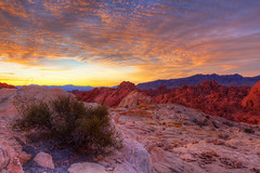 Morning Radiance (James Marvin Phelps) Tags: valleyoffire sunrise print poster photography sandstone desert nevada redrock hdr mojavedesert overton firecanyon valleyoffirestatepark mandj98 jmpphotography jamesmarvinphelps